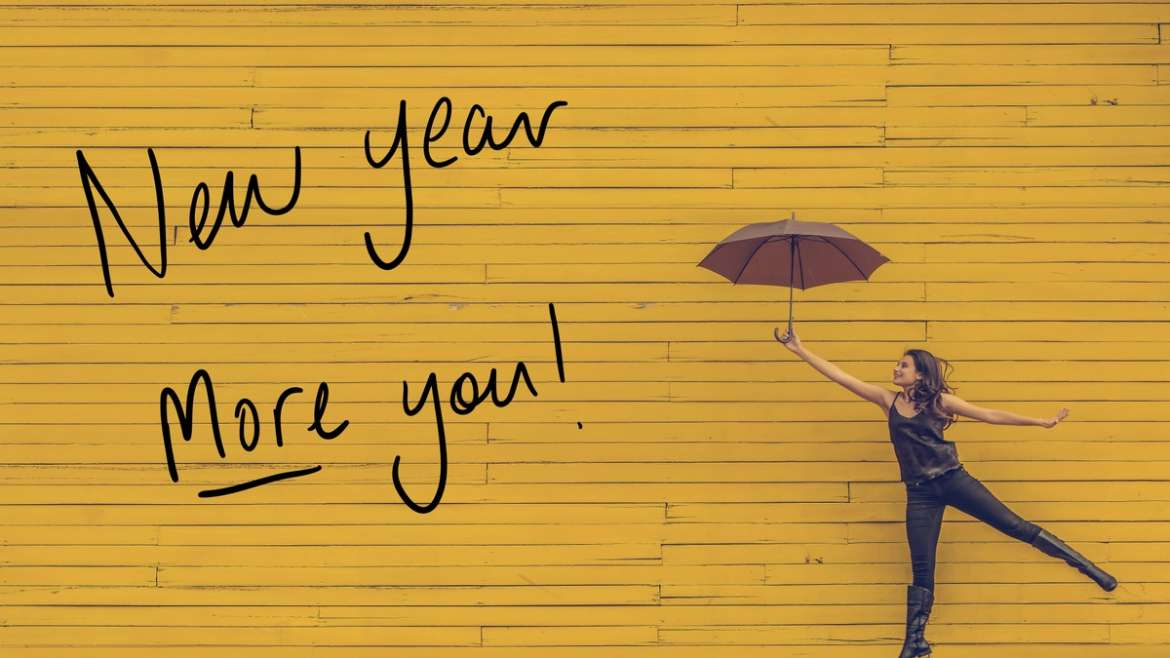 New Year…more you!